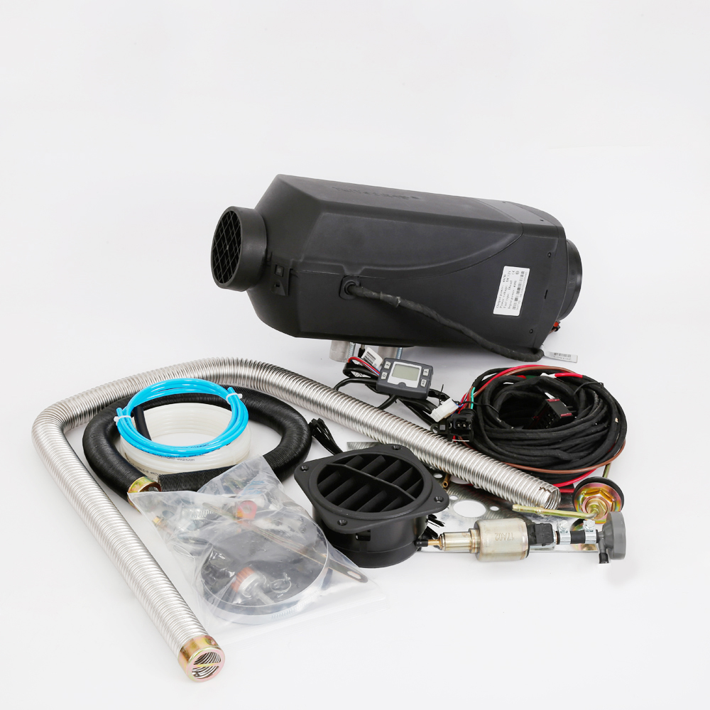 no-idle air heater kit