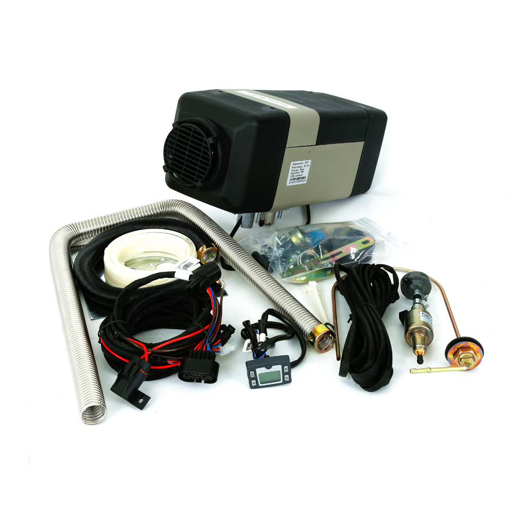 no-idle air heater kit 5kW
