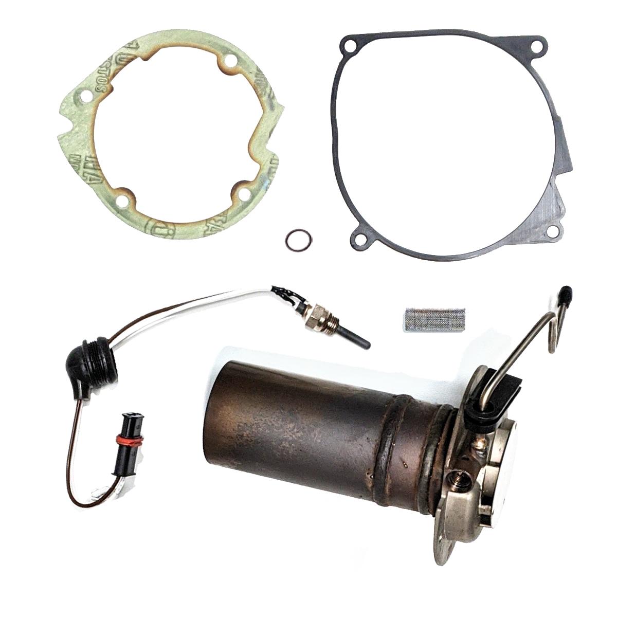 Bison 4a maintenance kit